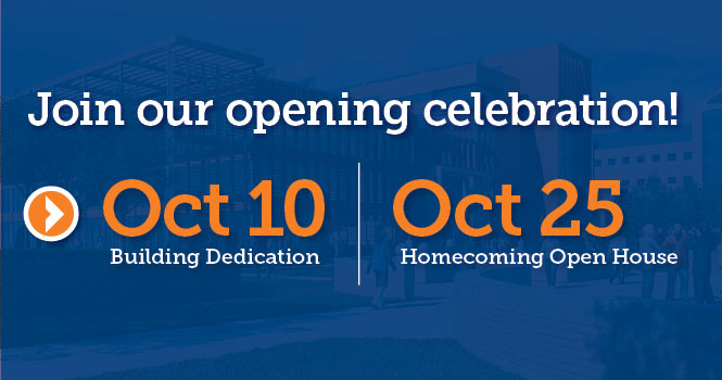 Join our opening celebration!