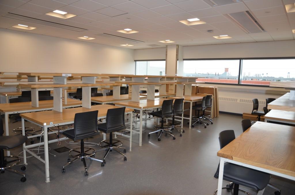 A photo of the Design Annex.